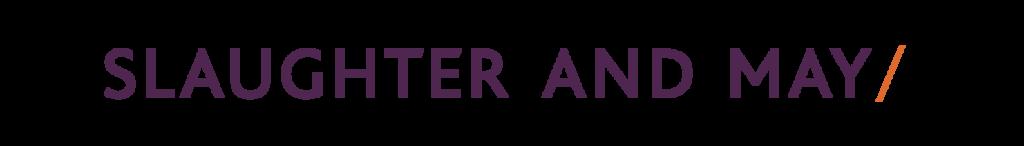 Slaughter and May logo